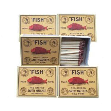 5 Päckchen Fisch