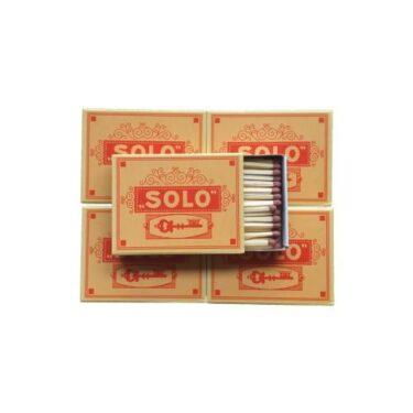 Streichhölzer Set Solo