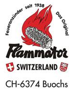 Flammator Swissflame Logo