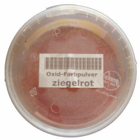Oxid Ziegelrot